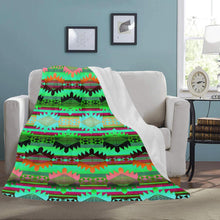"Okotoks Valley Ultra-Soft Micro Fleece Blanket 60""x80"" Ultra-Soft Blanket 60''x80'' e-joyer"