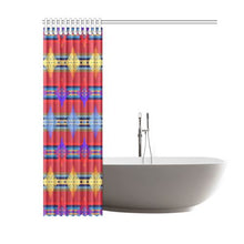 "Plateau Gathering Shower Curtain 60""x72"" Shower Curtain 60""x72"" e-joyer"