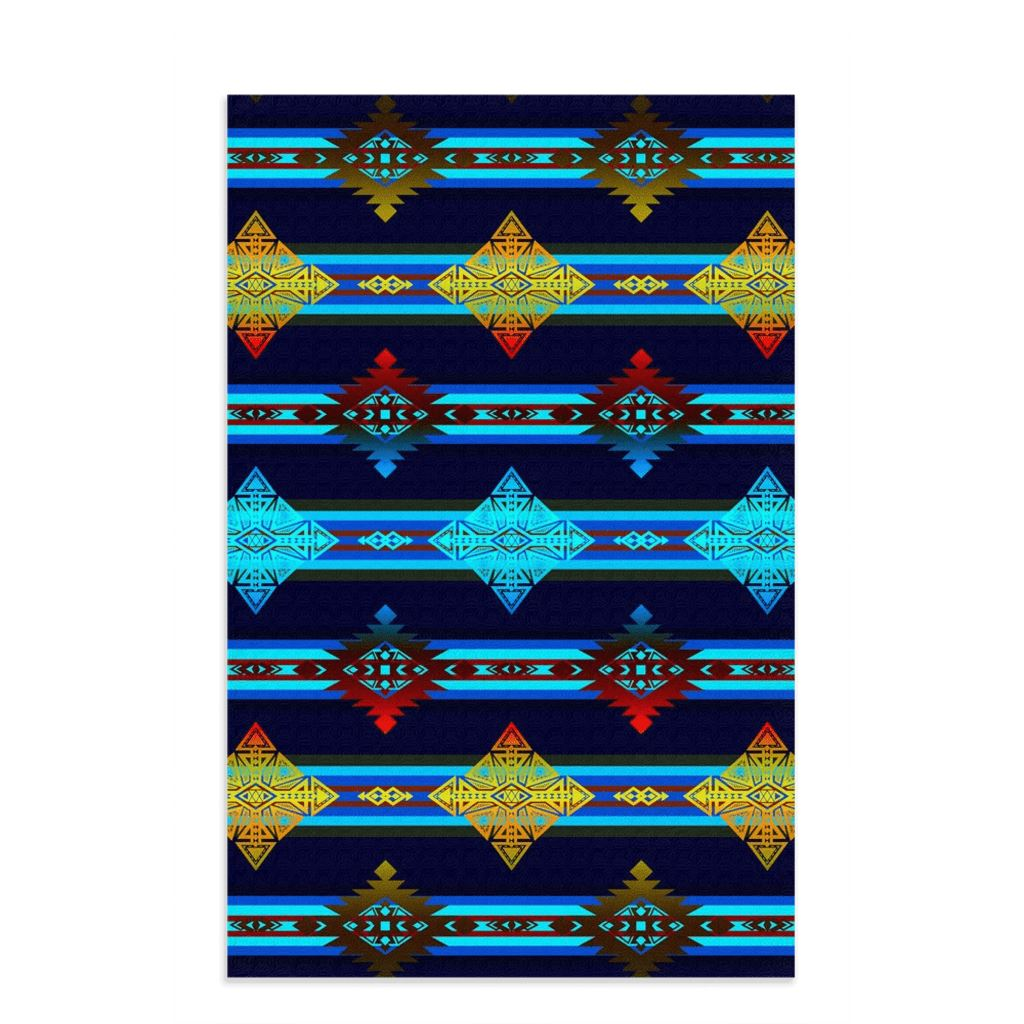 Plateau Night Dish Towel 49 Dzine 16x25 inch