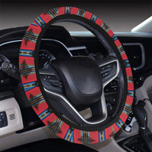 Plateau Ride Steering Wheel Cover with Elastic Edge Steering Wheel Cover with Elastic Edge e-joyer