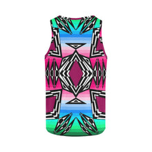 Prairie Fire Fall All Over Print Tank Top for Women (Model T43) All Over Print Tank Top for Women e-joyer