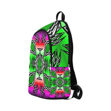 Prairie Fire Moon Shadow Fabric Adult Backpack (Model 1659) Casual Backpack for Adult (1659) e-joyer