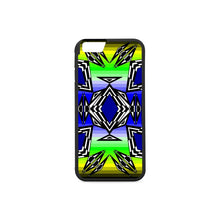 Prairie Fire Spring iPhone 6/6s Case iPhone 6/6s Rubber Case e-joyer