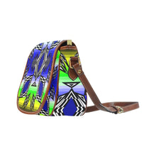 Prairie Fire Spring Saddle Bag/Large (Model 1649) Saddle Bag/Large e-joyer