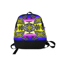 Prairie Fire Sunset Fabric Adult Backpack (Model 1659) Casual Backpack for Adult (1659) e-joyer