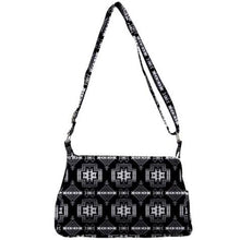 Pretty Blanket Black and White Multipack Bag 49 Dzine