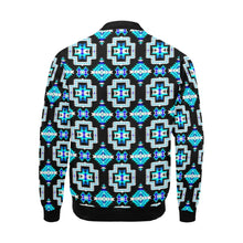 Pretty Blanket Cool Sky All Over Print Bomber Jacket for Men/Large Size (Model H19) All Over Print Bomber Jacket for Men/Large (H19) e-joyer