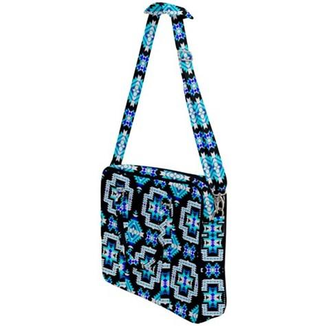 Pretty Blanket Cool Sky Cross Body Office Bag 49 Dzine