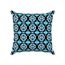 Pretty Blanket Cool Sky Throw Pillows 49 Dzine With Zipper Poly Twill 14x14 inch