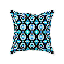 Pretty Blanket Cool Sky Throw Pillows 49 Dzine With Zipper Poly Twill 16x16 inch
