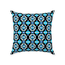 Pretty Blanket Cool Sky Throw Pillows 49 Dzine With Zipper Poly Twill 18x18 inch