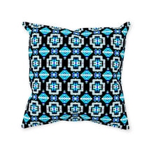 Pretty Blanket Cool Sky Throw Pillows 49 Dzine With Zipper Spun Polyester 14x14 inch