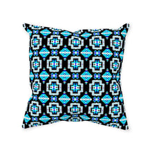 Pretty Blanket Cool Sky Throw Pillows 49 Dzine Without Zipper Spun Polyester 14x14 inch