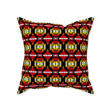 Pretty Blanket Fire Throw Pillows 49 Dzine With Zipper Poly Twill 16x16 inch