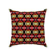 Pretty Blanket Fire Throw Pillows 49 Dzine With Zipper Poly Twill 18x18 inch
