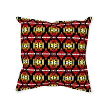 Pretty Blanket Fire Throw Pillows 49 Dzine Without Zipper Spun Polyester 14x14 inch