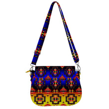 Pretty Blanket Horizon Saddle Handbag cross-body-handbags 49 Dzine