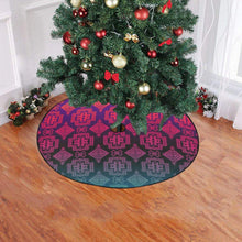 "Pretty Blanket Twilight Shadow Christmas Tree Skirt 47"" x 47"" Christmas Tree Skirt e-joyer"