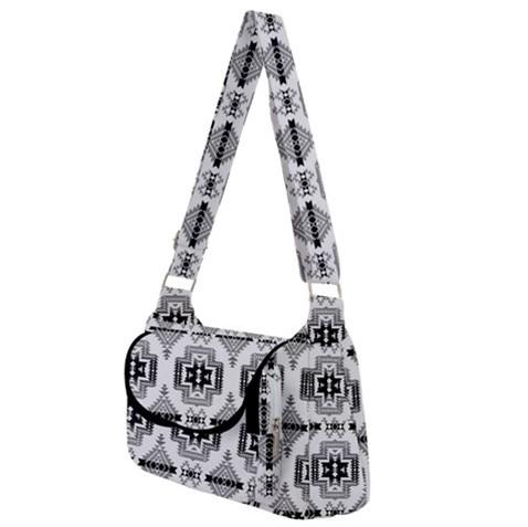 Pretty Blanket White and Black Multipack Bag 49 Dzine
