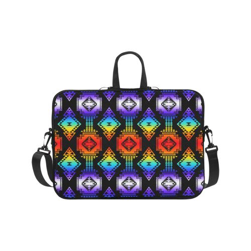 Rainbow Gathering Laptop Handbags 17