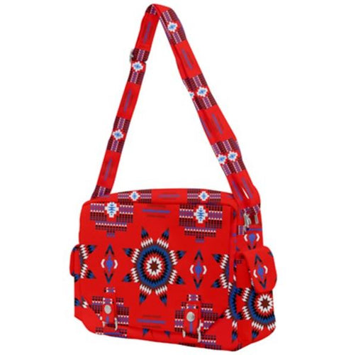 Rising Star Blood Moon Buckle Multifunction Bag 49 Dzine