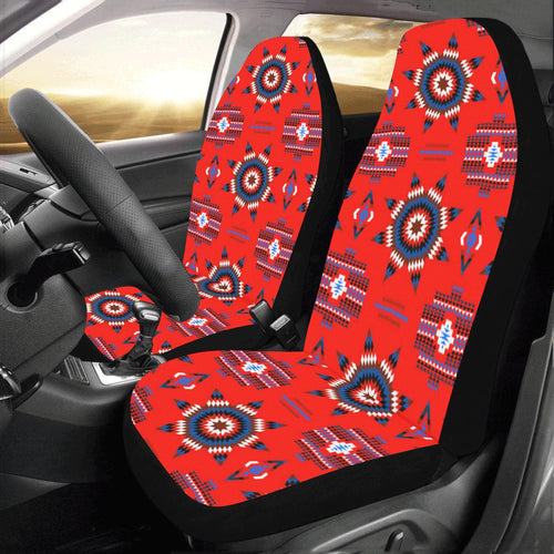 Rising Star Blood Moon Car Seat Covers (Set of 2) Car Seat Covers e-joyer