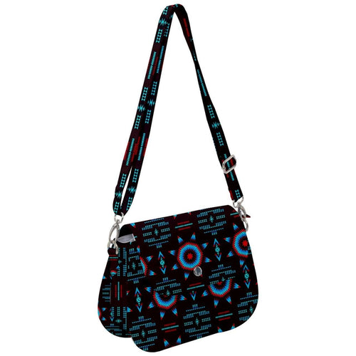 Rising Star Corn Moon Saddle Handbag cross-body-handbags 49 Dzine
