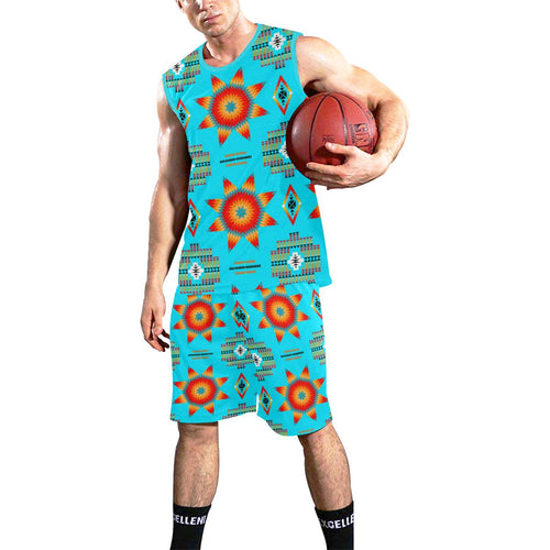 Rising Star Harvest Moon All Over Print Basketball Uniform Basketball Uniform e-joyer