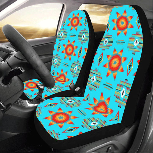 Rising Star Harvest Moon Car Seat Covers (Set of 2) Car Seat Covers e-joyer