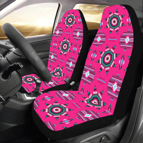Rising Star Strawberry Moon Car Seat Covers (Set of 2) Car Seat Covers e-joyer