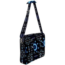 Rising Star Wolf Moon Cross Body Office Bag 49 Dzine