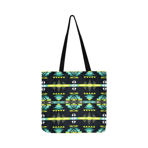 River Trail Reusable Shopping Bag Model 1660 (Two sides) Shopping Tote Bag (1660) e-joyer