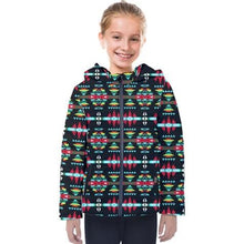 River Trail Sunset Insulated Winter Coat for Kids 49 Dzine