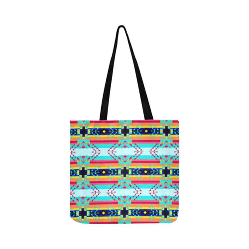 Sacred Spring Reusable Shopping Bag Model 1660 (Two sides) Shopping Tote Bag (1660) e-joyer