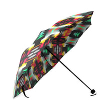 Sage Fire and Sky Foldable Umbrella Foldable Umbrella e-joyer