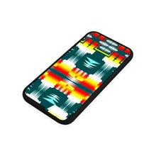 Sage Fire and Sky on White iPhone 6/6s Case iPhone 6/6s Rubber Case e-joyer