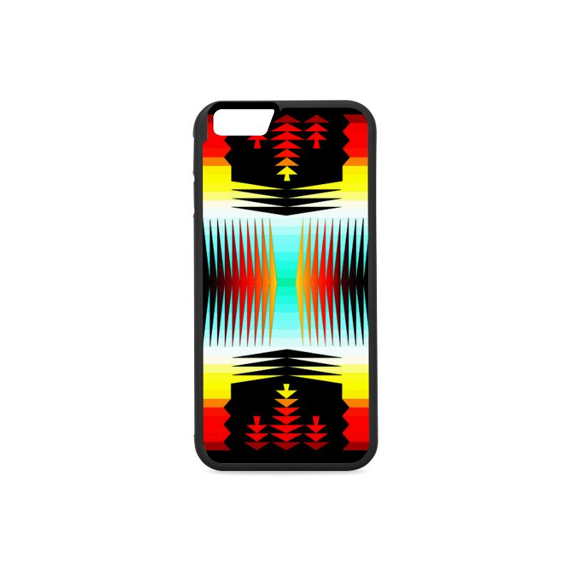Sage Fire Revamp II iPhone 6/6s Case iPhone 6/6s Rubber Case e-joyer