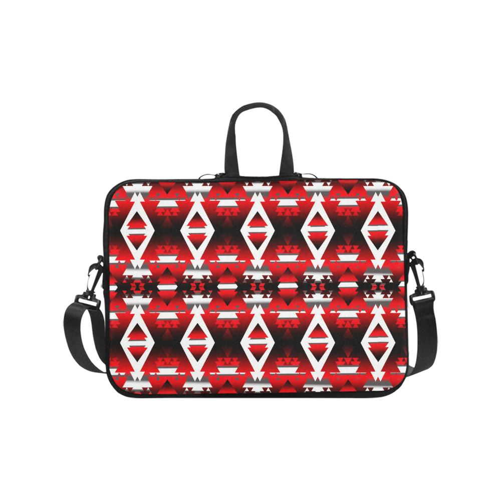 Sierra Winter Camp Laptop Handbags 17