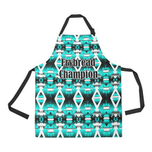 Sky Winter Camp Frybread Champion All Over Print Apron All Over Print Apron e-joyer