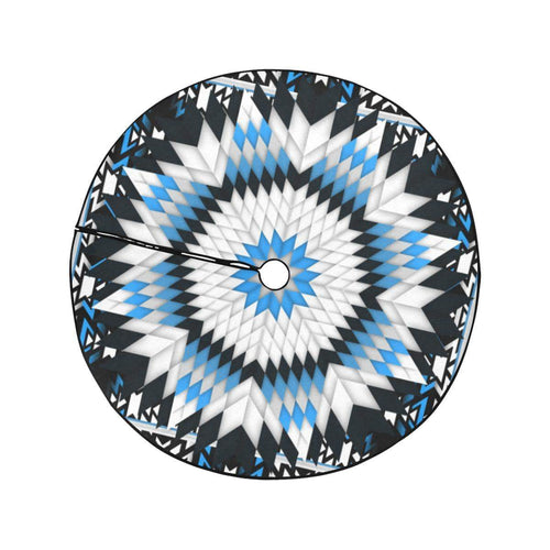 Snowbird Christmas Tree Skirt 47