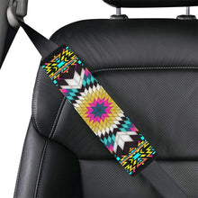 Southern Traditional Car Seat Belt Cover 7''x12.6'' Car Seat Belt Cover 7''x12.6'' e-joyer