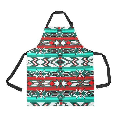 Southwest Journey All Over Print Apron All Over Print Apron e-joyer