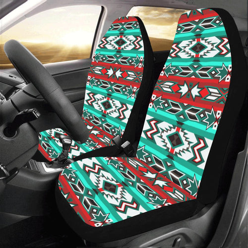 Southwest Journey Car Seat Covers (Set of 2) Car Seat Covers e-joyer