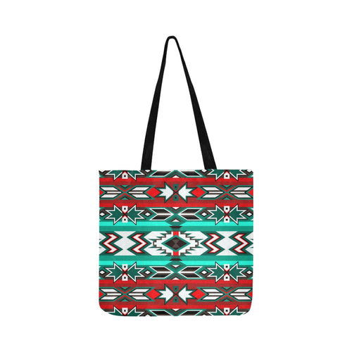 Southwest Journey Reusable Shopping Bag Model 1660 (Two sides) Shopping Tote Bag (1660) e-joyer