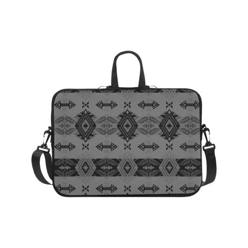 Sovereign Nation Gray Laptop Handbags 17