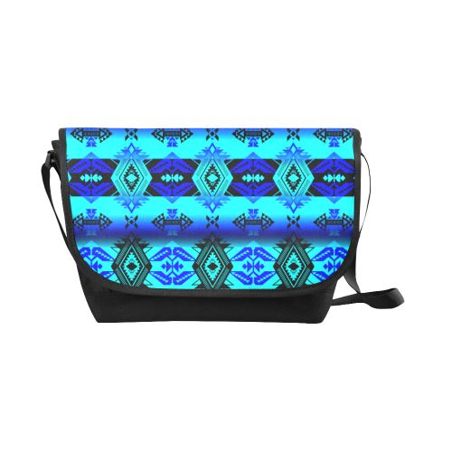 Soveriegn Nation Midnight New Messenger Bag (Model 1667) New Messenger Bags (1667) e-joyer