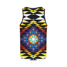 Sunset Blanket All Over Print Tank Top for Women (Model T43) All Over Print Tank Top for Women (T43) e-joyer