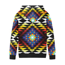 Sunset Blanket Kids' All Over Print Hoodie (Model H38) Kids' AOP Hoodie (H38) e-joyer