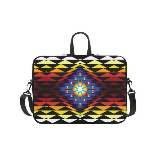Sunset Blanket Laptop Handbags 17
