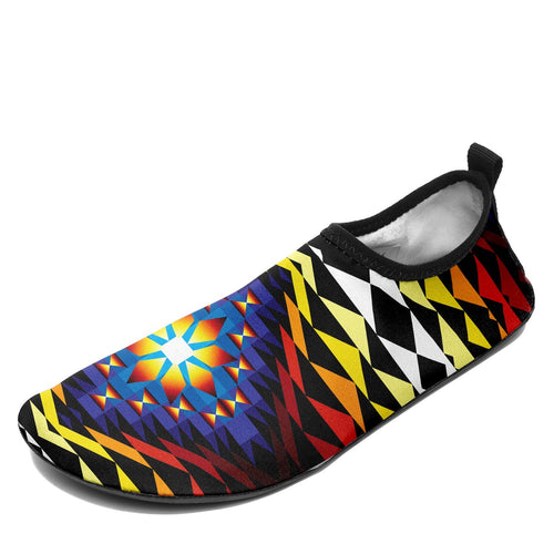 Sunset Blanket Sockamoccs Slip On Shoes 49 Dzine